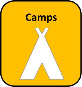 4-H Camp Icon