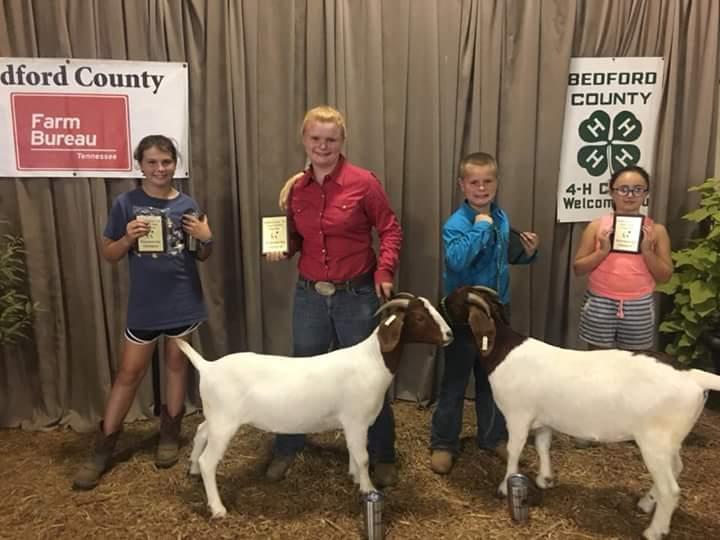 Goat Winners