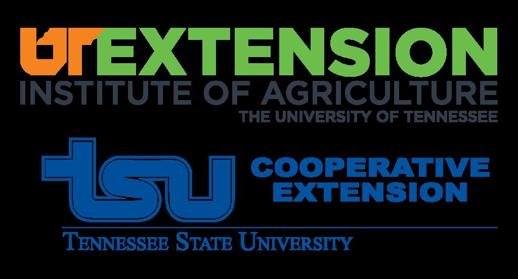 UT Extension and TSU logo
