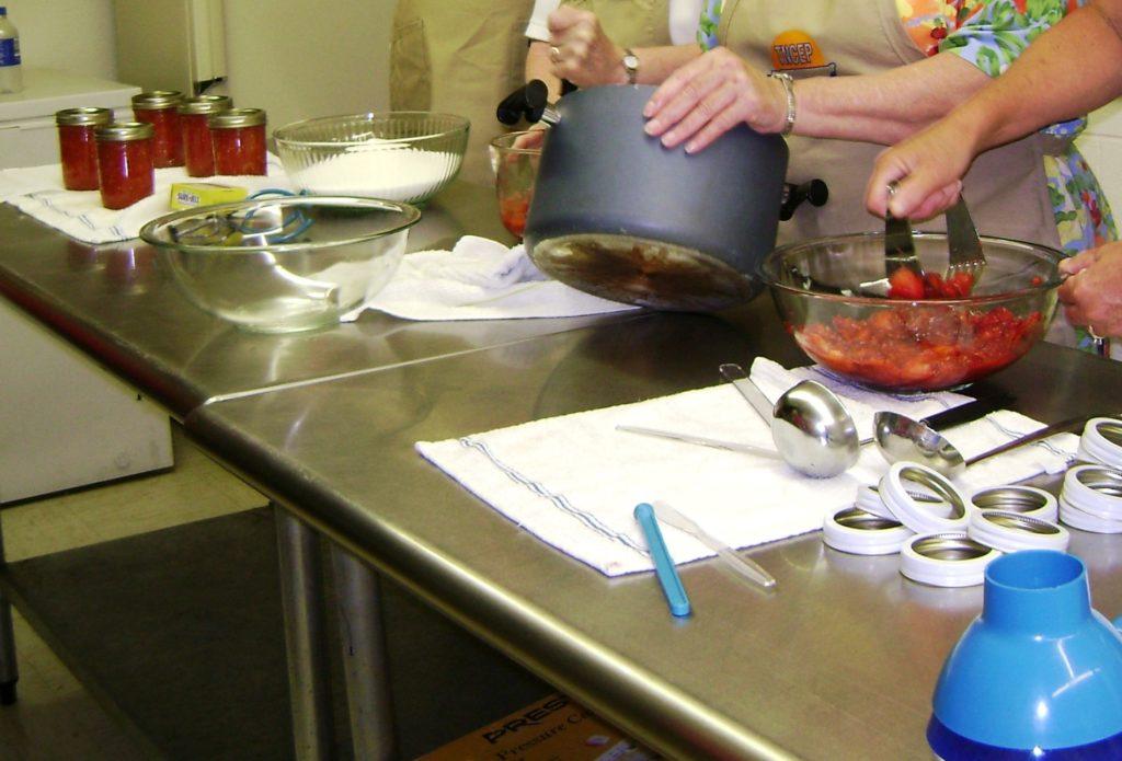 Canning College Workshop